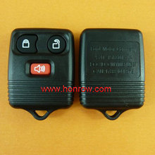 Smart car key 3 button with 433mhz Remote key for Ford remote.good quality