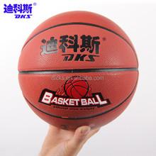 High Quality Standard Size PU Leather Basketballs