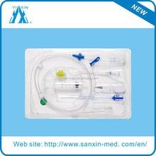 2015 Hot Sale Of Export Packing CVC Dialysis Catheter Kit