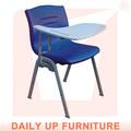 escola de cadeira de equipamentos com placa de escrita centro de treinamento de cadeiras de sala de aula móveis