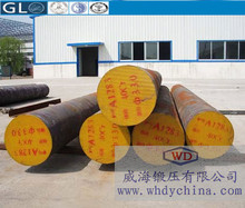 40Cr forged alloy steel round bar with high quality