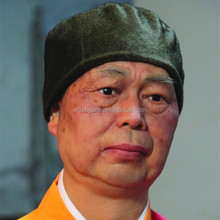 wax museum character Buddhist Master