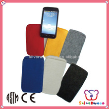 Felt mobile phone bag,felt cell phone bag,felt phone case