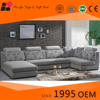 European style romantic classic living room furniture luxury modern design house use corner sofa sets
