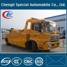 185hp 4*2 DONGFENG Wrecker Recovery Vehicle 12ton