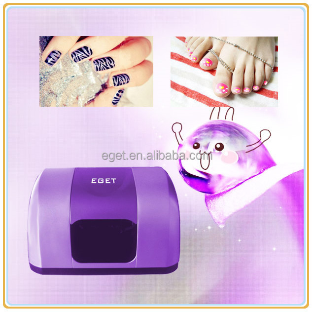 Cheaper Digital nail printer machine from 8-year golden supplier- factory