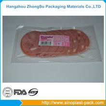 Transparent high barrier plastic PA/ EVOH stretch film jumbo roll