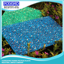 Sun Sheets & PC Embossed Sheets, thick embossed polycarbonate sheet/panel with long time experience
