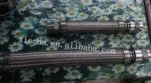 DN50 powerful high pressure threaded joint flexible metal hose tube pipe