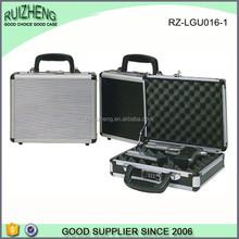 Handle aluminum bumper gun case