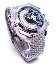 Hidden Camcorder Voice Control Full HD1080P Infrared Night Vision Waterproof fashion Watch Camera