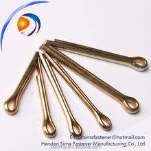 split cotter pin, security pin, locking cotter pin