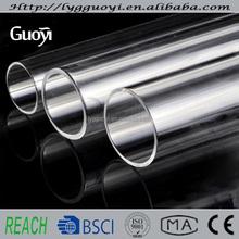 China glass tube production line produce LED light tube!