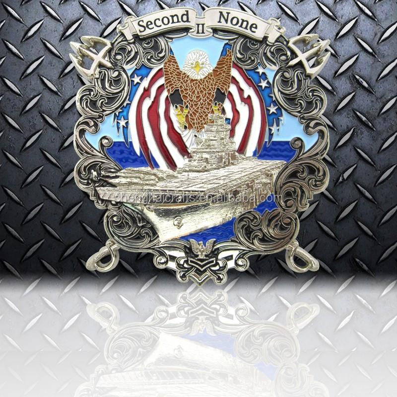 navy coin
