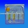 #JD2323 PVC zipper bag for travel kit