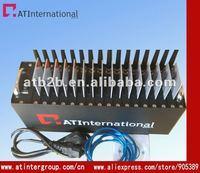 16 port bulk sms gsm modem gsm/gprs q2403