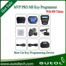 MVP Pro M8 Key Programmer Transponder Key for MVP Key Decoder 800 Tokens