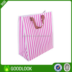 100%factory reasonable price yellow polypropylene bags GL190