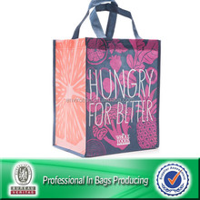 Lead Free Whole Food Market Reusable Grocery Bag