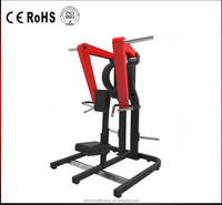Indoor Commercial Body Building Equipment Commercial Fitness Equipment/ Hammer Strength /Low Row HDX-M806F