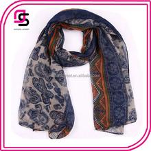 wholesale printing names of scarf/shawl