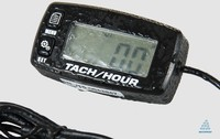 Waterproof Inductive Motorcycle Tach Hour Meter Used For Motocross,ATV,Pit Bike,Scooter