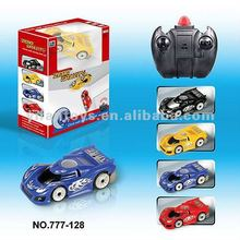 2012 hot and popular Infrared mini rc Climbing car