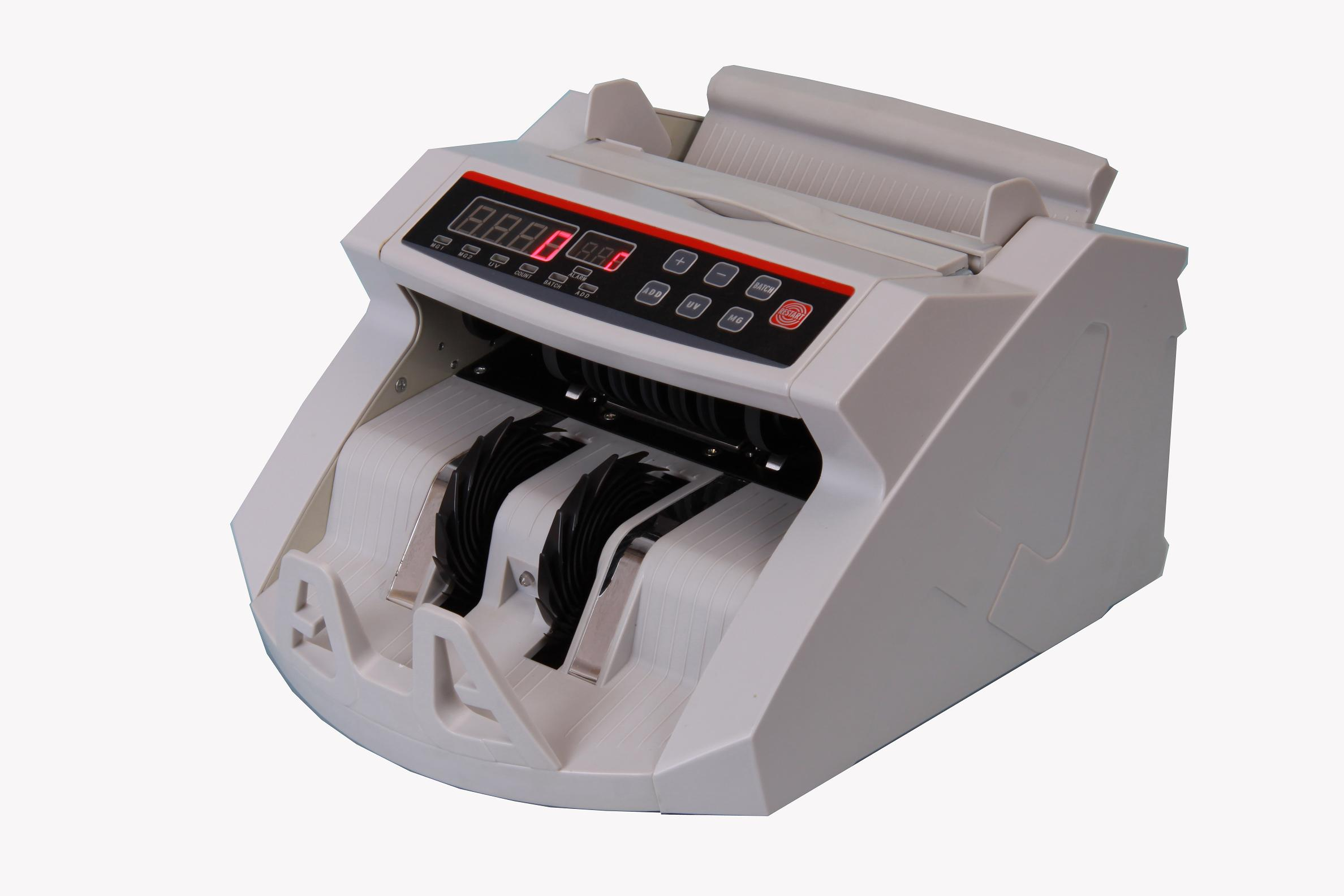 Money Counting Machine 2108 Uv/mg Cash Counter - Buy Cash ...