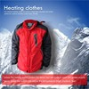 Heated clothes electrical heated ski clothes motorcycle warm clothes