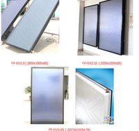 High quality and cheap price high temperature solar thermal collector manufacturer in china with CE SRCC Solar Keymark CCC