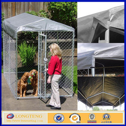 Galvanized cheap chain link dog kennels (panel)
