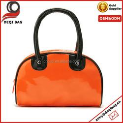 Waterproof Shiny PVC Makeup Cosmetic Bag Travel Cosmetic Bag