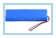 rechargeable li-on batteries 14.8v 2200mah applied to emergency lights