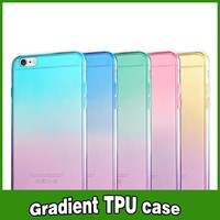 """New arrival hot selling dual color tpu case cover for iphone 6 4.7"""""""