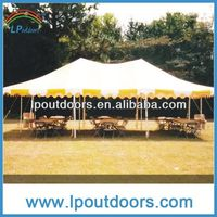 Practical pole tent--party tents for rent