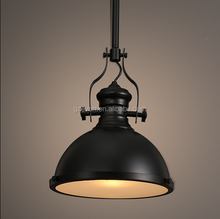 Loft bar dining-room of Europe type restoring ancient ways American industry wind Robles pendant lamp