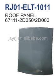 auto parts roof for hyundai elantra 03 OEM 67111-2D050 67111-2D000