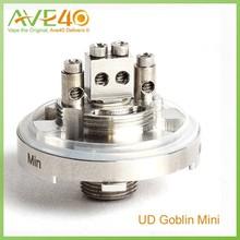 100% Original pendulum air ring UD Goblin MIni /RTA UD Goblin mini tank hot selling