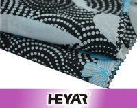 122gsm 100% Cotton Floral Printed Cotton Poplin Fabric