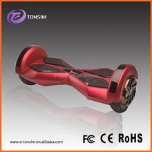 Bluetooth speaker LED light 2 wheels electric scooter hot selling in USA