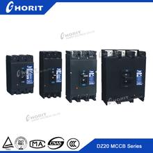 DZ20 4P 200A mould case circuit breaker 400V MCCB 380V mini circuit breaker