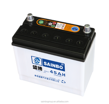 12v MFcar battery for sale , auto battery made in china JIS standard
