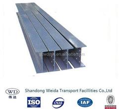 Highway Guardrail Metal Steel H Post