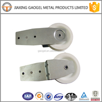 Various types of sleeve pulley