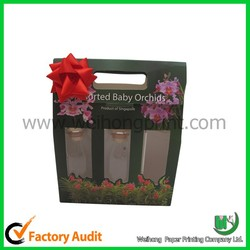 customized colorful paper cosmetic makeup box for toner