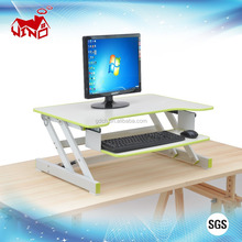 Standing desk top quality ,Ergonomic adjustable height sit stand desk