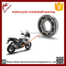 High quality motorcycle crankshaft bearing 6008 zz 2rs
