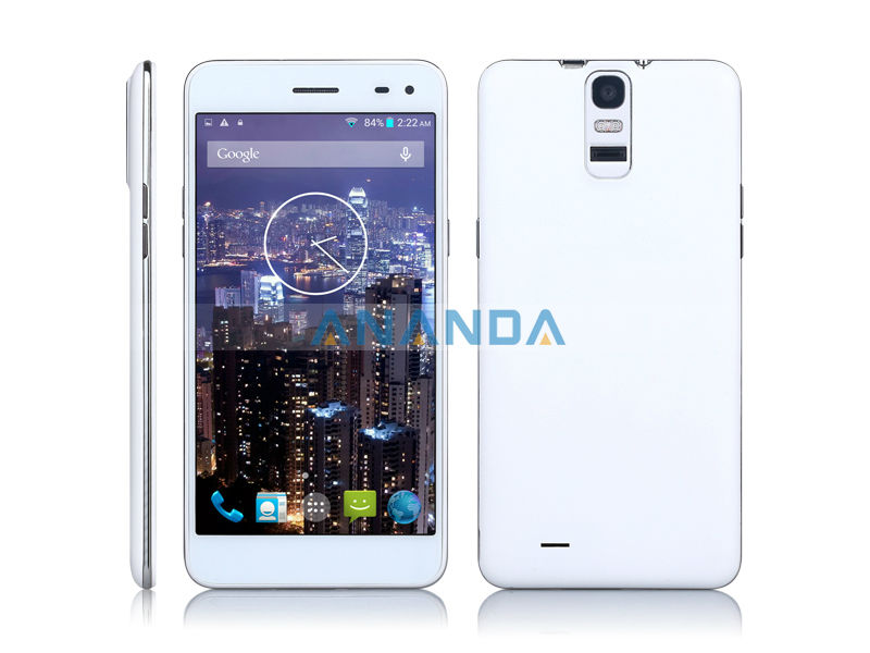 Super slim 6.5mm only 5.5inch FHD 1280*720 Android 4.4 NFC Android Phone