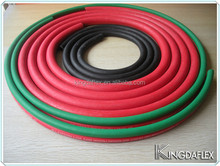 ID1/4'' x100FT EN559 Rubber Twin Line Welding Hose with Fittings For Gas Welding and Cutting