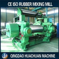 With free parts !!! ISO xk series open style mixing mill for rubber machine rfq